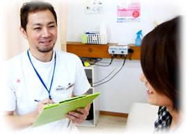写真:神戸不妊整体カウンセリングの様子